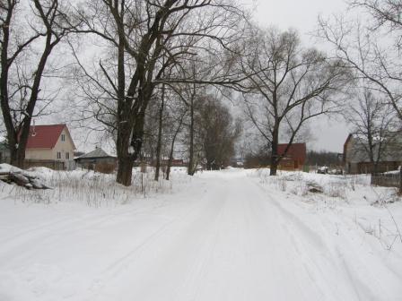 Симферопольское шоссе участки в Васькино