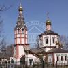 Церковь в деревне Якшино Чеховского района