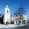 Церковь в деревне Ваулово Чеховского района
