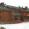 дом в деревне Лужки Серпуховского района