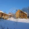 Дом в деревне Кудаево