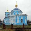 Церковь в посёлке Дубна Чеховского района