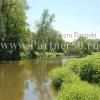 река Лопасня в Чеховском районе