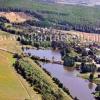 пруд в деревне Беляево Чеховского района
