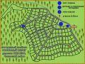 Схема посёлка