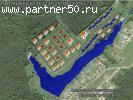 Лесные участки на берегу пруда. КП Янтарный Берег