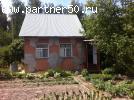 садовый  домик 37 кв. м. , на ухоженном  участке 6 сот